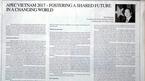 Báo Nhật Bản đăng tải trang trọng bài viết của Chủ tịch nước về APEC