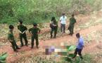 Người phụ nữ bị giết trong vườn cây bệnh viện là tài xế xe ôm