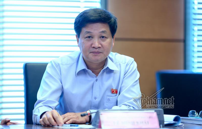 luật tố cáo,tố cáo qua điện thoại,Chủ tịch QH,Nguyễn Thị Kim Ngân,Tổng Thanh tra Chính phủ,Lê Minh Khái