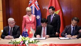 Australia tặng 33,7 triệu đôla Úc cho phụ nữ Việt Nam