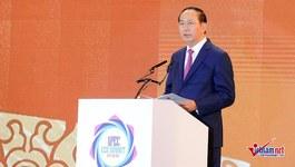 Chủ tịch nước: APEC có thể vươn cao hơn, đi xa hơn nữa