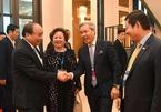 Thủ tướng gặp gỡ một số nhà đầu tư khu vực châu Á-Thái Bình Dương