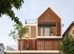 Căn biệt thự Long Biên sang chảnh trên tạp chí kiến trúc Tây