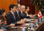 Tuyên bố chung Việt Nam-Canada