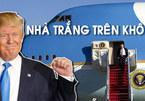 Cảm giác bay Không lực Một như Tổng thống Donald Trump