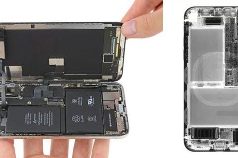 Video mổ bụng iPhone X