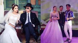 Trần Tú 'Người phán xử' tổ chức lễ cưới cùng hotgirl