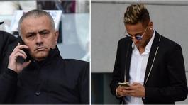 MU kém khó tin, Neymar hẹn Mourinho ở PSG