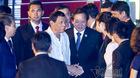 Tổng thống Philippines đến Đà Nẵng dự APEC