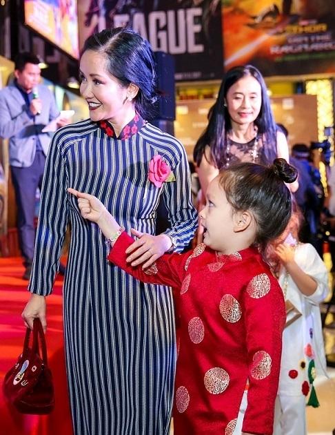 Dàn sao hùng hậu đổ xô đến buổi ra mắt phim của Ngô Thanh Vân
