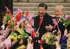 Đại nghi lễ đón ông Trump tới Trung Quốc