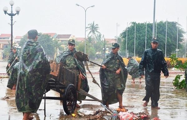 Hội An tất bật dọn bùn đón phu nhân, phu quân lãnh đạo APEC - 8