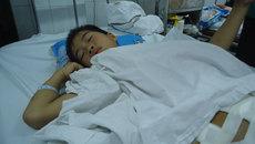 Cha mẹ xin cứu con trai duy nhất bị tai nạn đa chấn thương
