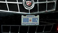 Giải nghĩa dòng chữ bí ẩn trên biển số xe Tổng thống Mỹ