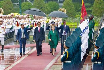 Quan hệ đối tác Việt Nam - Chile phát triển trên tất cả các lĩnh vực