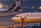 Quốc vương Brunei lái chuyên cơ đến Đà Nẵng