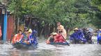 Lãnh đạo Trung Quốc, Lào gửi điện thăm hỏi về bão số 12 tại Việt Nam