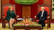Việt Nam - Chile cần tiến tới giai đoạn mới trong hợp tác