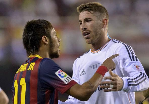 Ramos chào đón Neymar về làm... đối thủ của Messi