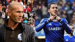 MU ký sao trẻ Brazil, Hazard đồng ý Real Madrid