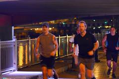 Thủ tướng Trudeau chạy bộ ở bờ kè Nhiêu Lộc