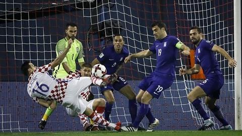 Croatia 4-1 Hy Lạp
