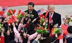 Ông Tập Cận Bình mong Trung-Mỹ 'là đối tác, không phải đối thủ'
