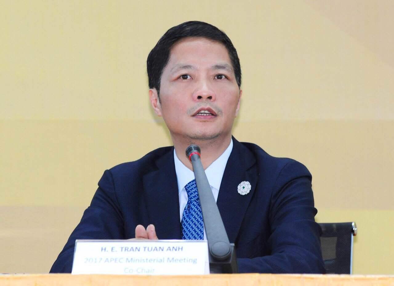 Sáng kiến Việt Nam thúc đẩy tiến trình toàn cầu hoá APEC