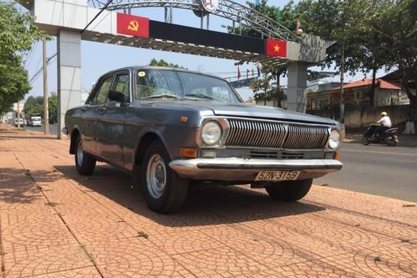Huyền thoại xe Nga Volga giá chỉ 50 triệu đồng ở Việt Nam