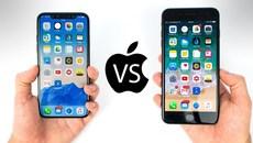 Không phải iPhone X, iPhone 7 mới là smartphone số 1 thế giới