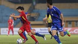 Lịch thi đấu vòng loại Asian Cup 2019 hôm nay