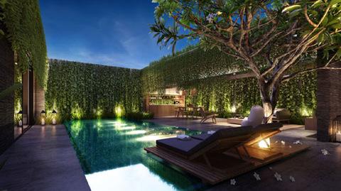 Phú Quốc: Biệt thự phong cách Go Green hút vốn đầu tư