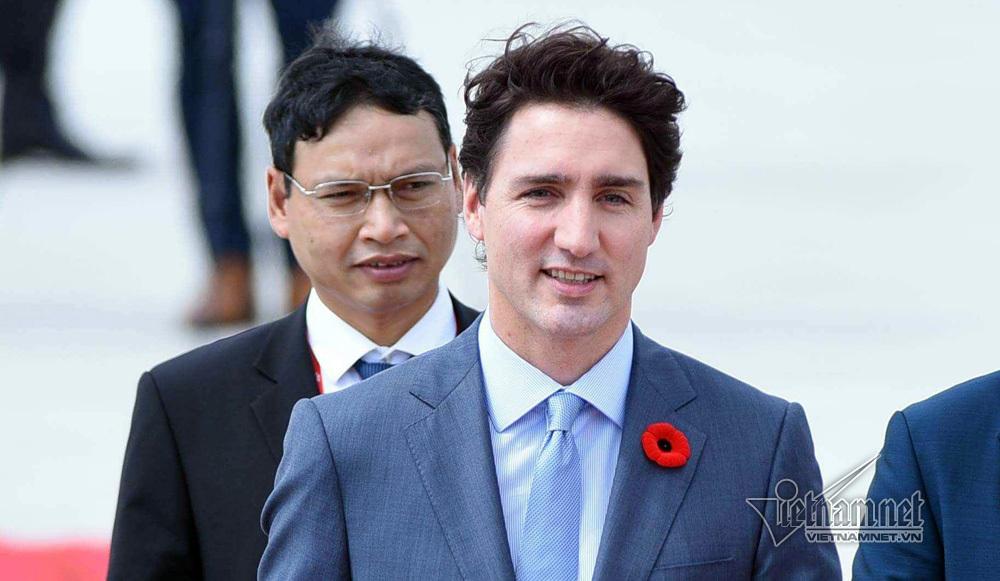 APEC 2017,Canada,Thủ tướng Justin Trudeau,Đà Nẵng,Thủ tướng Canada