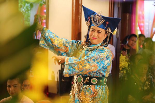 Liên hoan văn hóa tín ngưỡng thờ Mẫu Hà Nội 2017