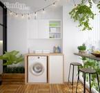 Hút mắt trước căn hộ phong cách Scandinavia đơn giản mà tinh tế