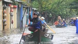 Hoa Kỳ hỗ trợ Việt Nam hơn 1 triệu USD khắc phục hậu quả bão Damrey
