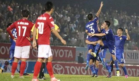 Quảng Nam 0-0 Than Quảng Ninh: Hữu Phước ghi bàn