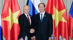 Tuyên bố chung của Chủ tịch nước và Tổng thống Nga Putin