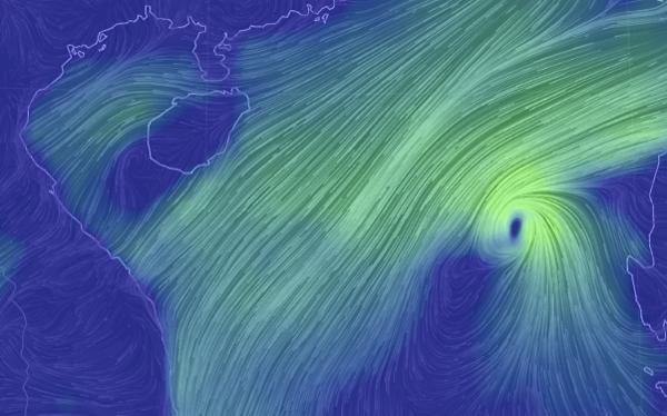 Thời tiết 11/11: Bão Haikui tăng cấp, Hà Nội, Đà Nẵng nắng đẹp