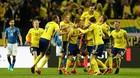 Thua Thụy Điển, Italia nguy cơ lỡ hẹn World Cup 2018