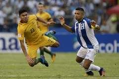 Hòa Honduras, Australia sáng cửa giành vé dự World Cup