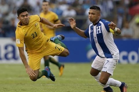 Honduras 0-0 Australia