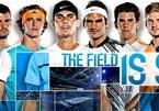 Lịch thi đấu, kết quả tennis ATP Finals 2017