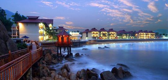 Trần Bắc Hà,con trai Trần Bắc Hà,cảng Quy Nhơn