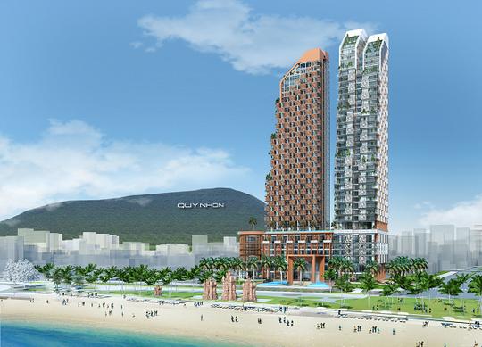 Con ông Trần Bắc Hà làm chủ dự án khách sạn hơn 2.900 tỷ