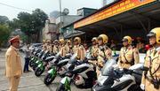 7 ô tô và 8 mô tô sẽ dẫn đoàn Tổng thống Trump ở Hà Nội