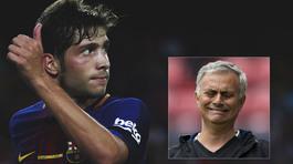 MU lôi kéo De Vrij, Barca phá giấc mơ Mourinho