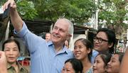 Những khoảnh khắc đời thường của các nhà lãnh đạo APEC tại VN