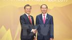 Chủ tịch nước gặp lãnh đạo Lào, Campuchia và Hàn Quốc
