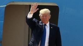 Tổng thống Donald Trump đến Việt Nam